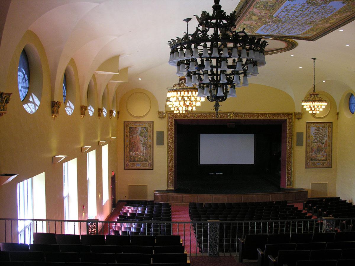 Barstow Auditorium 5