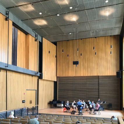 DePaul University – Holtschneider Performance Center